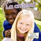 La Amistad (Friends) by Meg Greve (Paperback / softback, 2014)
