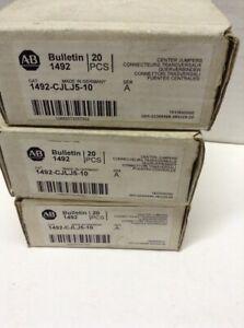 Allen-Bradley-Center-Jumpers-1492-CJLJ5-10-Box-of-20