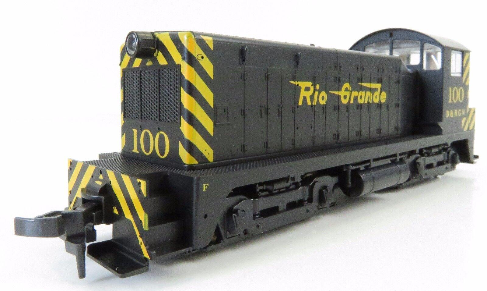 Kato 37-106 US DIESEL EMD  100 Denver & Rio Grande, OVP, Top  dk271