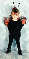 Butterfly My 1st Halloween Costume W/ Wings & Antenna Size 1-2 Year - C290