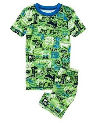 NWT Gymboree Boys gymmies Pajamas set Blowfish Shortie many sizes