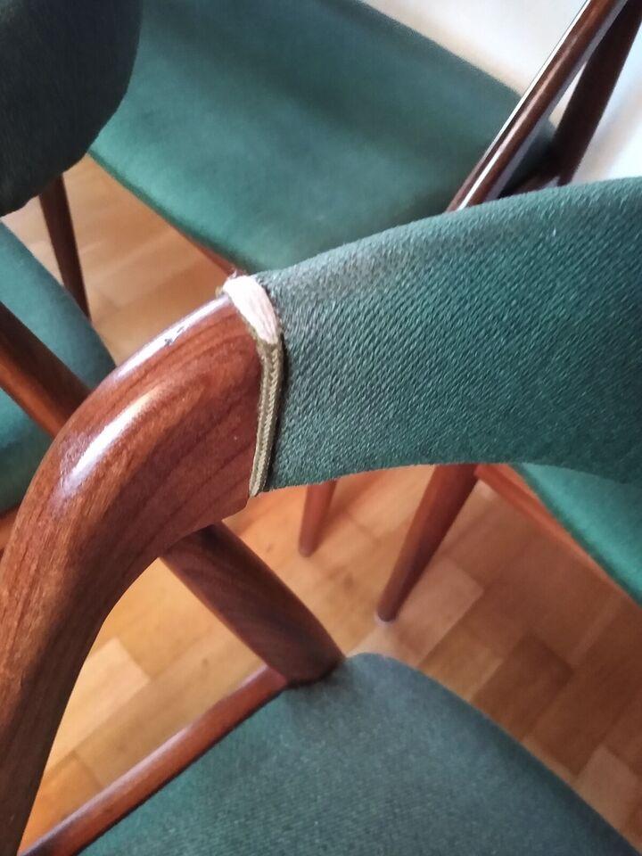 Spisebordsstol, Teaktræ, Kaj Kristiansen