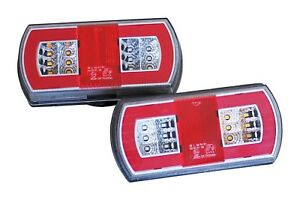 2-x-Trailer-Truck-Lorry-12V-24V-Rear-Tail-Turn-Indicator-Stop-LED-Lights-TRS030