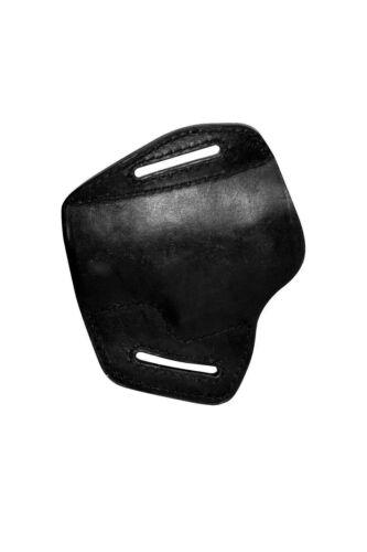 UX Pistolen Holster Leder für Zoraki 917 918 919 Rechtshänder schwarz VlaMiTex