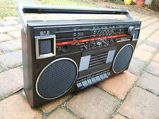 TOSHIBA RT-90S Ghettoblaster Boombox Radio 80er 80s Vintage