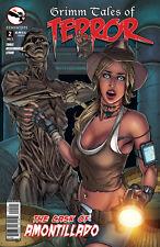Grimm Tales of Terror V2 #2 - Cover B