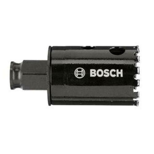 Diamond Grit Hole Saw Power Tool Drill Bit Wet Dry Tile Cutter Bosch 1-3//4 in