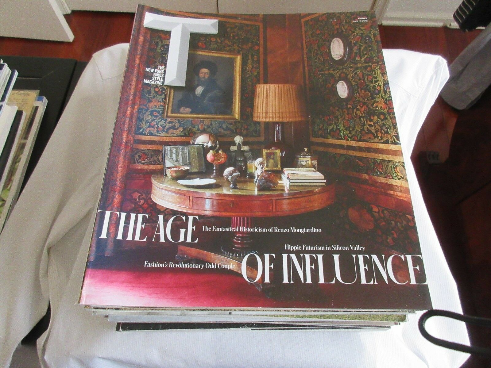 The Age of Influence , New York Times Style Magazine ,A