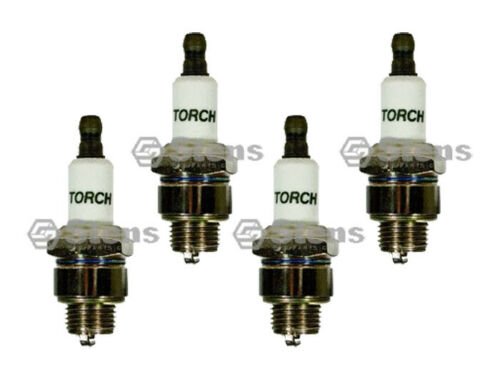 Stens 4 Pack Of Genuine OEM Replacement Spark Plugs # 131-007-4PK