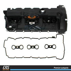 ENGINE-VALVE-COVER-W-GASKET-for-2006-2013-BMW-128-323-328-528-X3-X5-11127552281