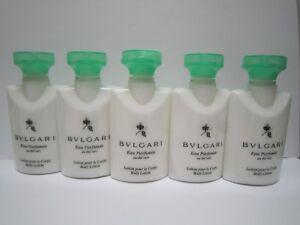 92ad402127f Image is loading BULGARI-Eau-Parfumee-Au-The-Vert-Body-Lotion-