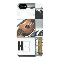 Nixon Mitt Print Iphone 4g, 4s Jacket Case Pouch Protector Hawaiiana
