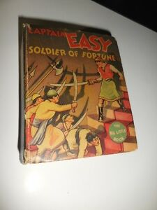 1934-Captain-Easy-Soldier-of-Fortune-Big-Little-Book-1128-Fine