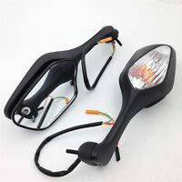 Aftermarket Turn Signal Mirror For Honda Cbr1000rr 2008 2009 2010 2011 2012