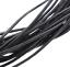 10m-Neu-Lederband-Schwarz-Echt-Leder-Lederschnur-2mm Indexbild 1