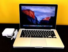 "13"" Apple MacBook Pro 1TB SSD Hybrid 8GB RAM OSx-2015 Pre-Retina 1 Year Warranty"