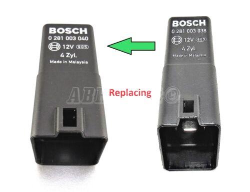 05033351AA 350-Jeep Dodge Diesel 9-Pin Glow Plugs Relay Bosch 0281003040 4-Zyl