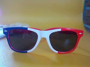 40b7f8587fe72e COCA COLA   Paire de lunettes de soleil équipe de France   eBay