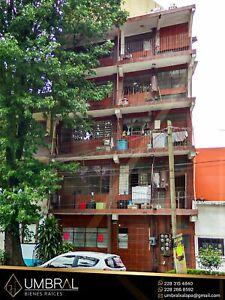 Edificio con 9 deptos. a la VENTA Sobre Av. Ruíz Cortines XALAPA