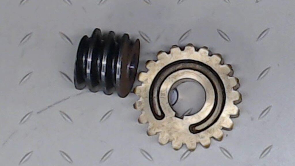 Genuine OEM Ariens Tiller Worm Worm Gear 50200900