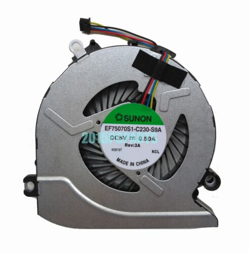 New HP Pavilion 15-AB 15-AB100 15-AB200 CPU Cooling fan