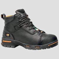 "Mens Timberland PRO Endurance 6"" Steel Toe Waterproof Boots Size 7-15 47592001"