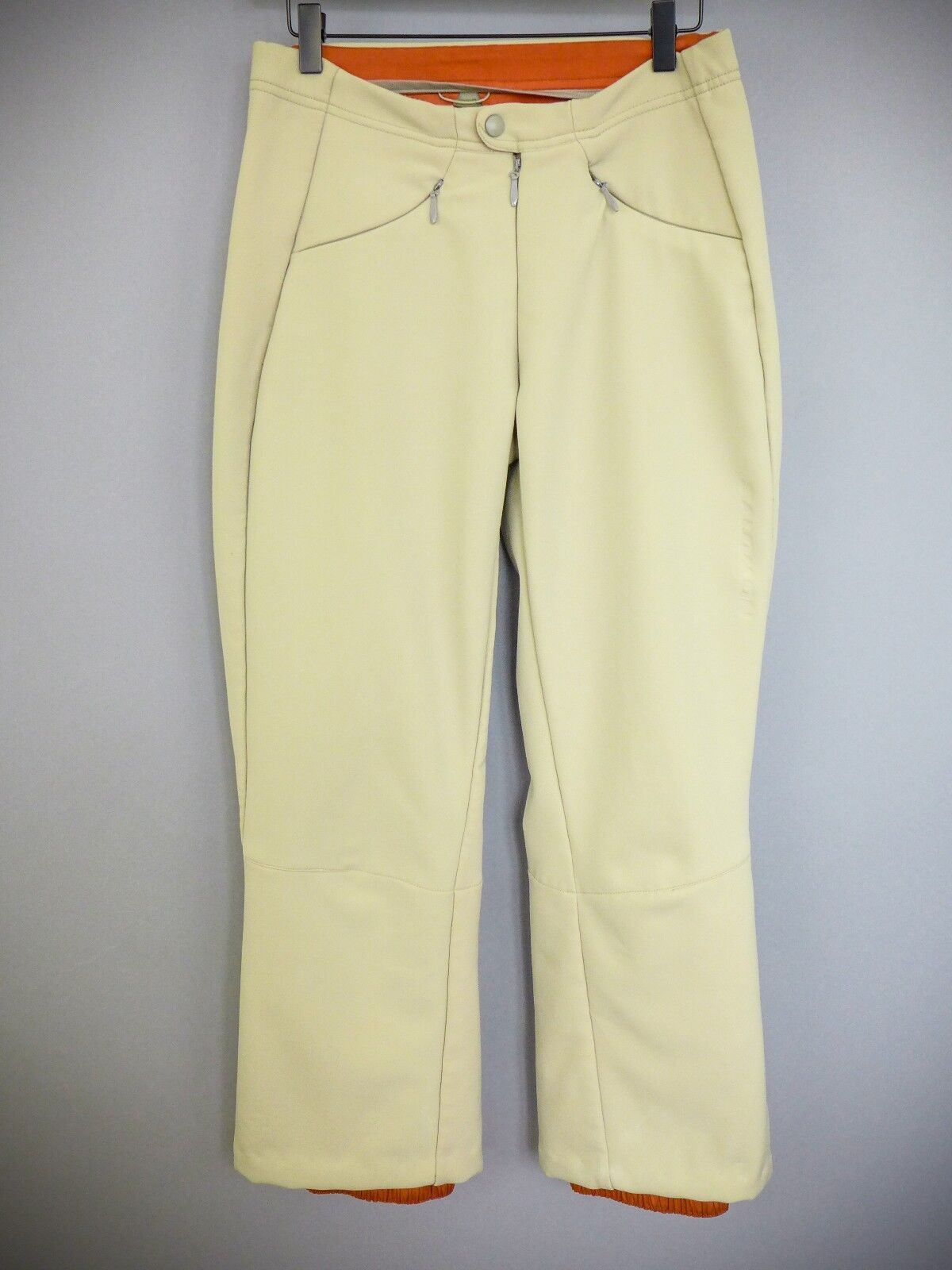 XII348  Softshell Salomon Advanced Skin Skiing Snowboardint Trousers M W29 L29  limit buy