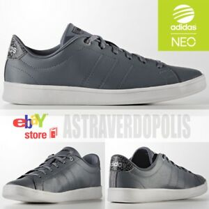 Details zu Adidas Neo Gray Originals STAN SMITH Superstar Womens Sneakers Shoes AW3972
