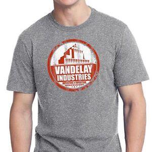 Image Is Loading Vandelay Industries Vintage Kramerica Festivus Retro Seinfeld T