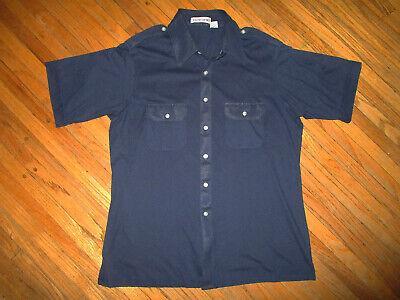 Das Beste Vtg 1980er Jahre 90er Pierre Cardin Knopfverschluss Hemd Kurzarm Schultergurt Eine GroßE Auswahl An Waren