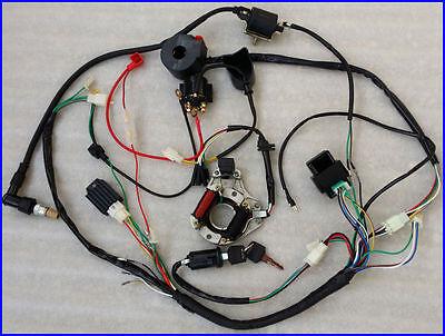 110 atv cdi wiring diagram full electrics wiring harness cdi coil 110cc atv quad bike buggy  cdi coil 110cc atv quad bike buggy