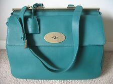 Brand new with tags- Authentic-Rare-Mulberry Large Suffolk With Dustbag-Stunning