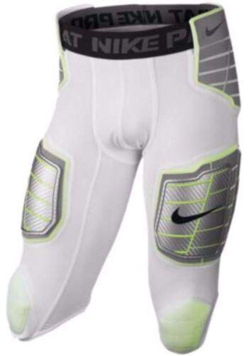 $120 M L XL Nike Pro Combat Hyperstrong 3//4 Hard Plate Pants 584387 Football
