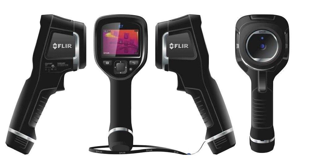 Flir E6 WiFI Wärmebildkamera 160x120 Pixel Infrarotkamera 63907-0704