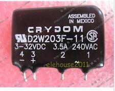 NEW NO BOX * CRYDOM D2W203F-11 ENCAPSULATION