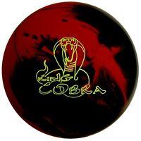 Amf King Cobra Bowling Ball 15 Lb 1st Qual Brand In Box