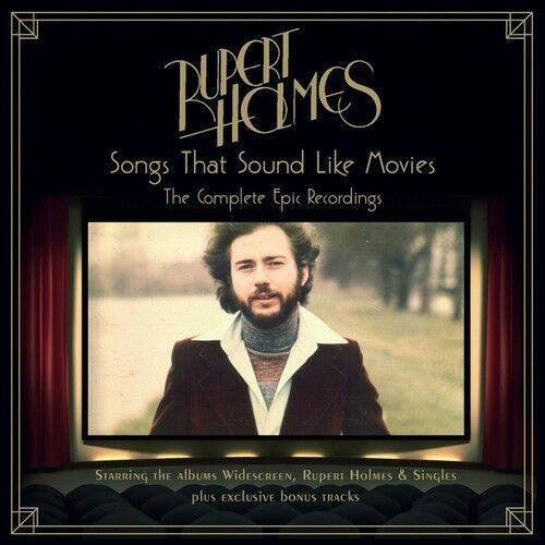 Rupert Holmes - Songs That Sound Like Movies: Complete Epic Recordings [New CD]