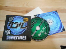 CD Pop Ash - Sometimes Pt 2 (3 Song) HOMEGROWN / 3MV PINNACLE+ Lyricsheet