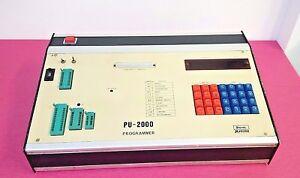VINTAGE-ARCADE-PROGRAMMATEUR-D-EPROM-KIT-PU-2000-LUA-3000