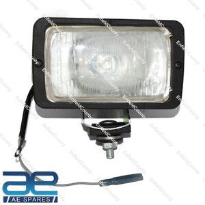 Travail halogène de forme rectangulaire Lumière Flood Lampe Camion FordJohn