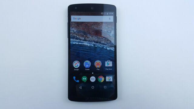 LG Nexus 5 (D820) 16GB - Black (GSM Unlocked) Smartphone Clean IMEI Q2893