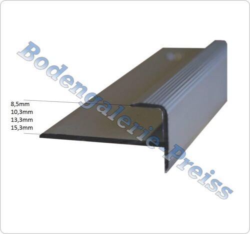 8-15mm Treppenkantenprofil Treppenabschlussprofil Treppenstufenprofil