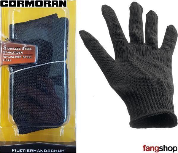 Team Cormoran Filetierhandschuh Schutzhandschuh Filetieren Angelzubehör