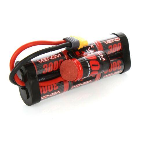 Traxxas Craniac 3000mAh 8.4V 7-Cell Hump Pack NiMH RC Battery by Venom