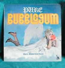 PURE BUBBLEGUM - VINYL LP - PAUL NERO SOUNDS