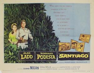 Santiago-1956-Original-Half-Sheet-22x28-034-Alan-Ladd