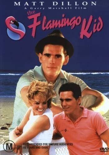 1 of 1 - The Flamingo Kid - DVD VERY GOOD CONDITION FREE POST AUS REGION 4