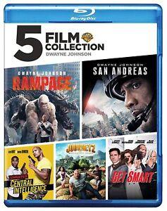 La-coleccion-de-pelicula-Dwayne-Johnson-5-Blu-ray-Disc