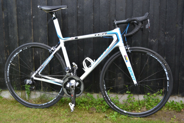 Herreracer, Giant TCR Advanced SL 0, 22 gear, Advanced…
