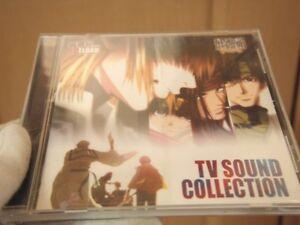 Used-CD-Saiyuki-RELOAD-Saiyuki-GUNLOCK-theme-BGM-Free-Shipping-FROM-JAPAN-BP09